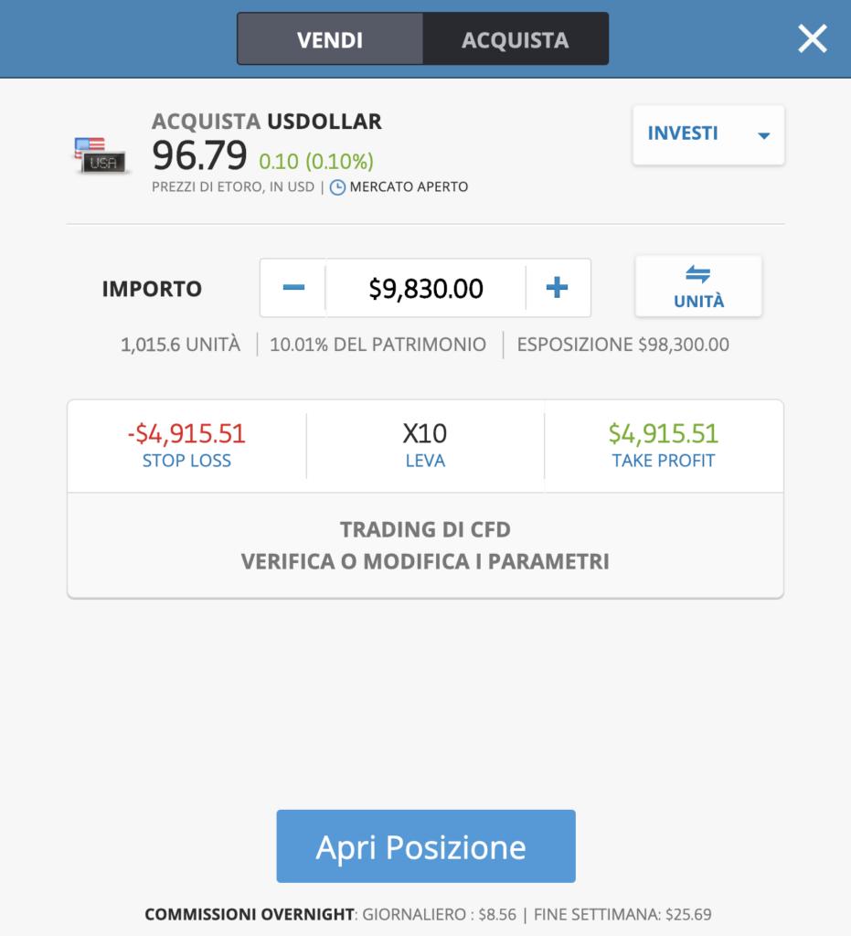 Piattaforme trading eToro