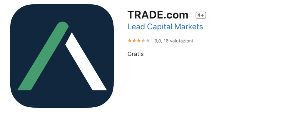 Trade.com iOS