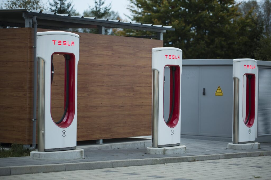 Super charger Tesla