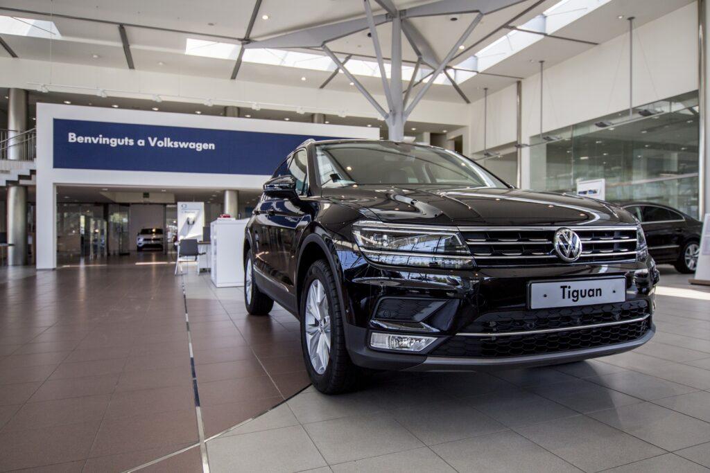 Concessionaria Volkswagen