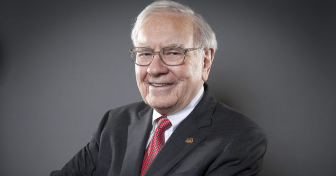 la Berkshire è di proprietà di Warren Buffett