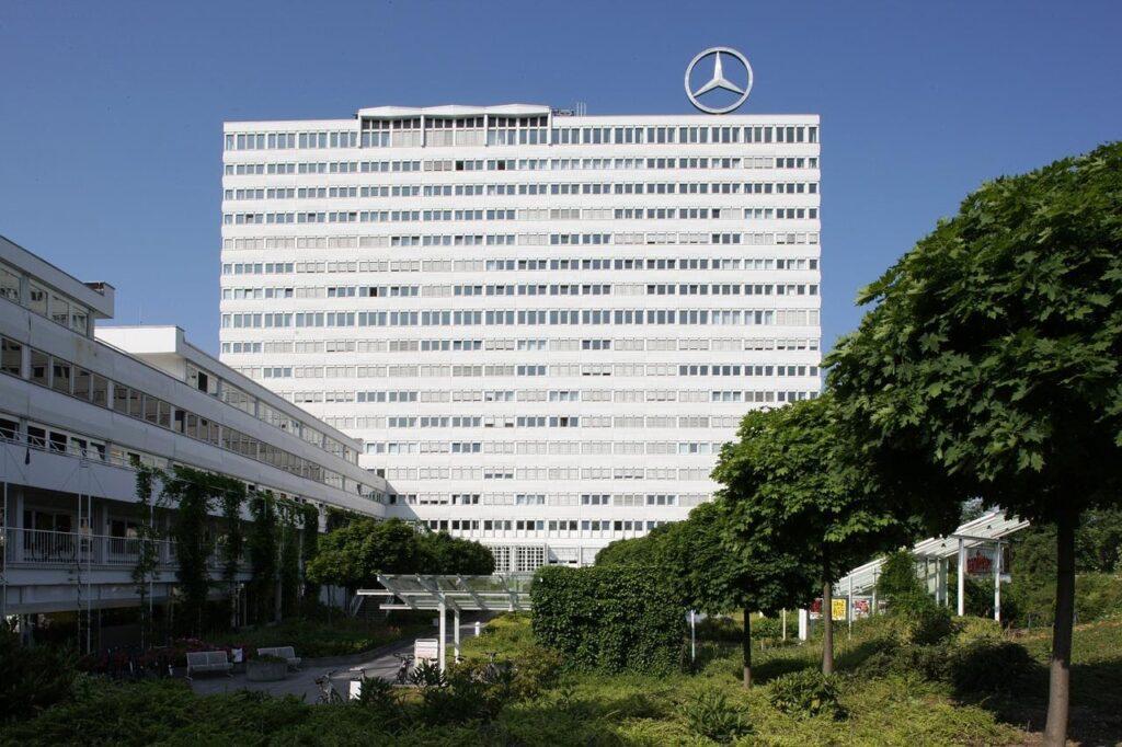 compare azioni Daimler