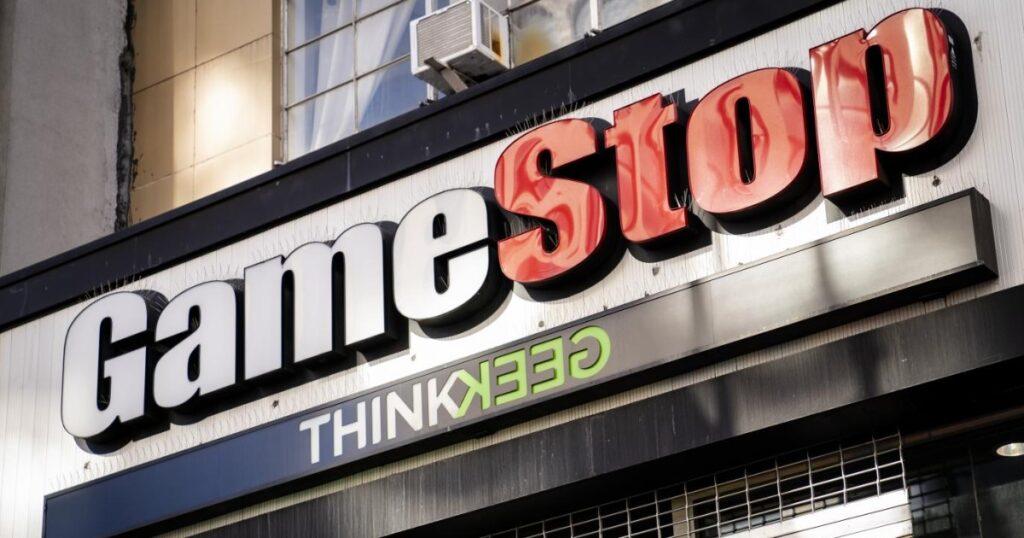 GameStop, società simbolo del mondo videoludico degli anni '90