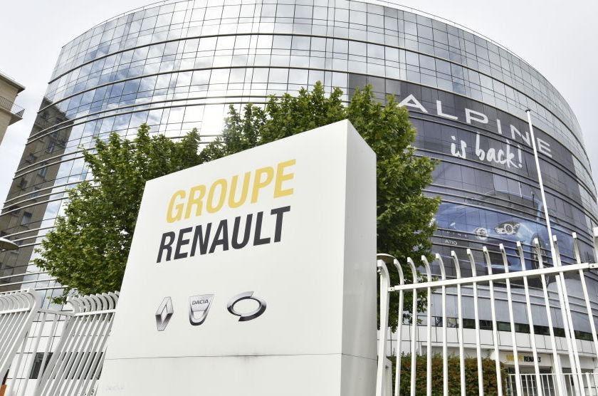 Sede centrale della Renault in Francia