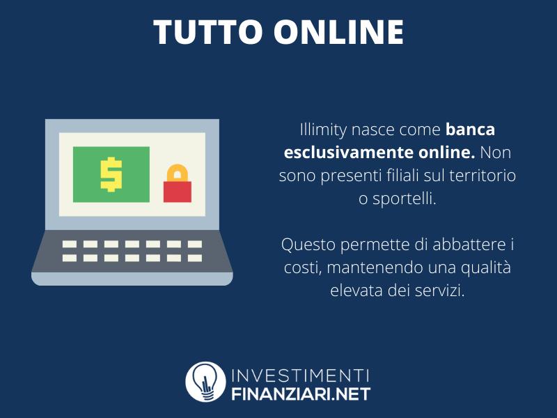 Illimity banca online - a cura di InvestimentiFinanziari.net