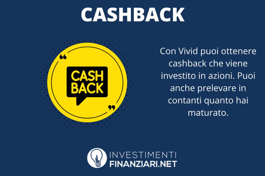 Cashback Vivid Money - di InvestimentiFinanziari.net