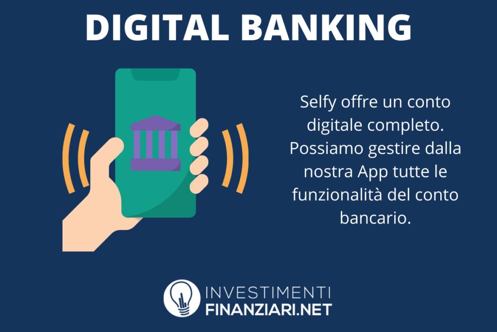 Selfy Digital Banking - a cura di InvestimentiFinanziari.net