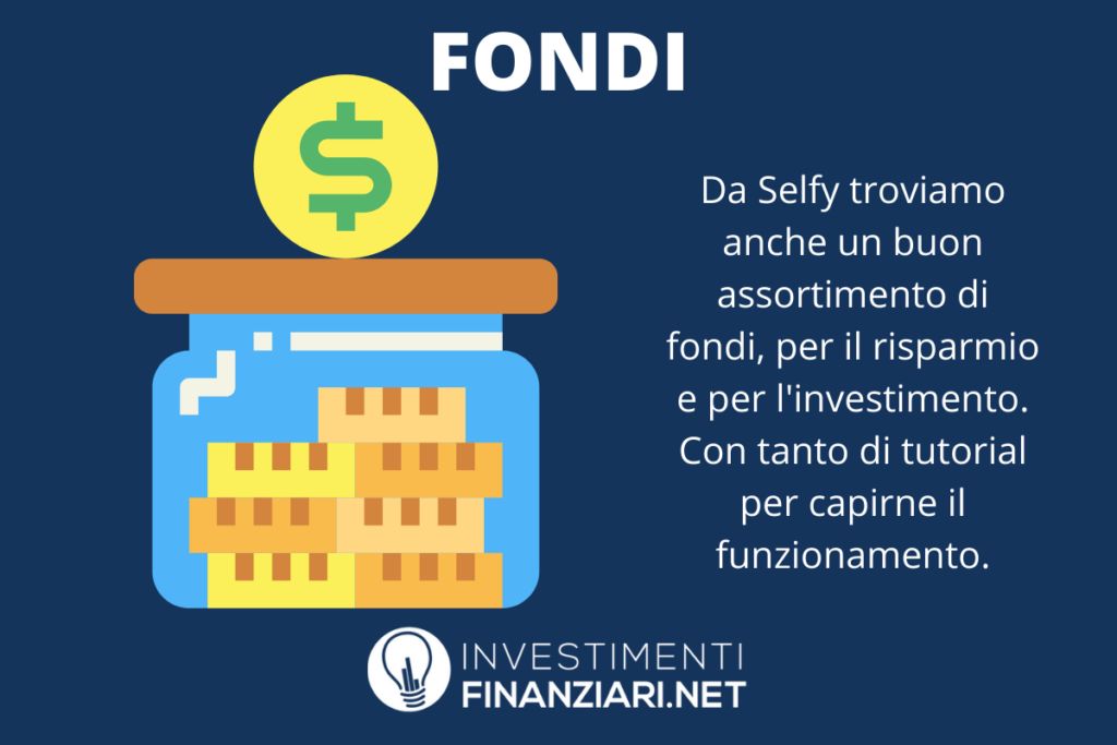 Fondi tramite Selfy - di InvestimentiFinanziari.net