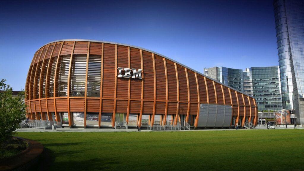Gli IBM studios di Milano