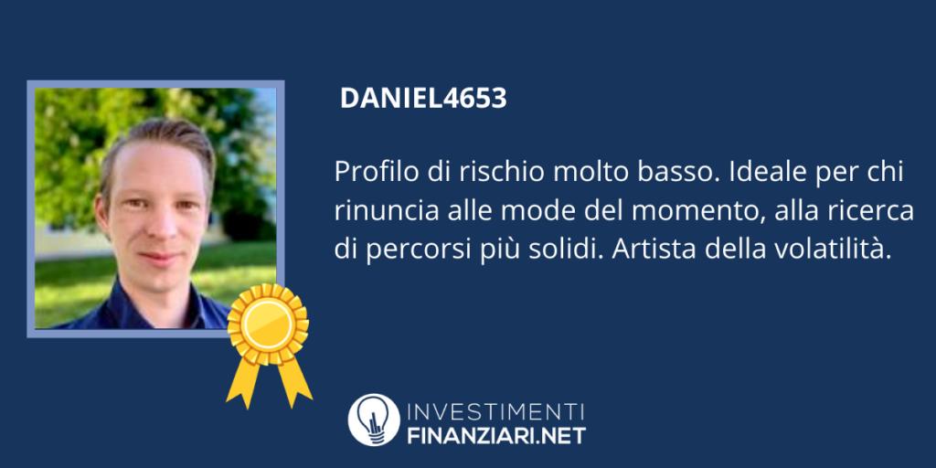 Daniel 4653 - scheda riassuntiva di InvestimentiFinanziari.net