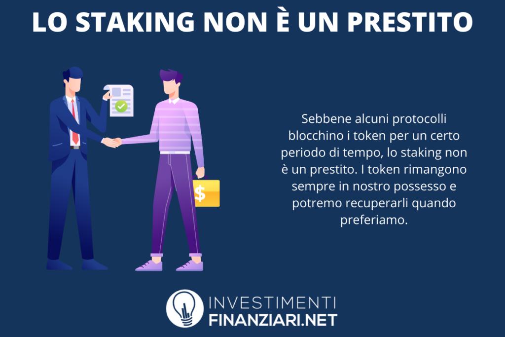 Staking prestito - di InvestimentiFinanziari.net