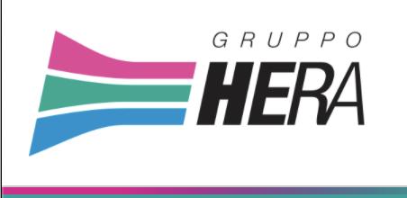 Il logo del Gruppo Hera