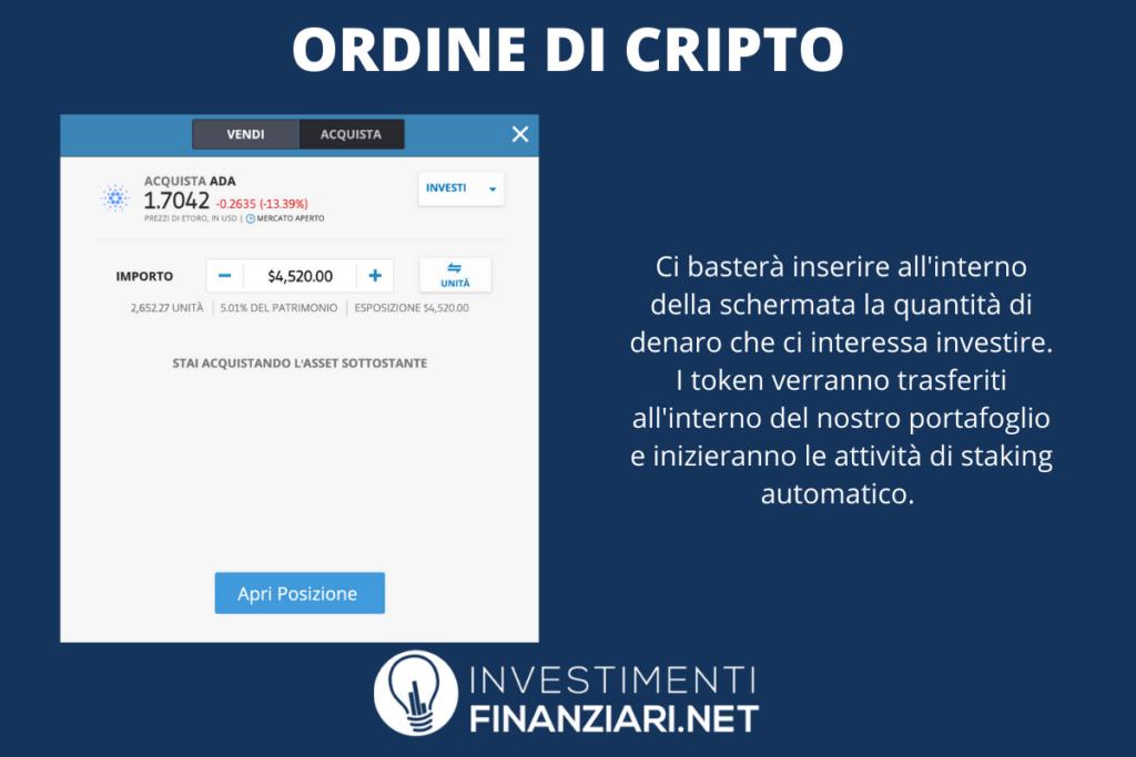 Ordini su eToro - a cura di InvestimentiFinanziari.net