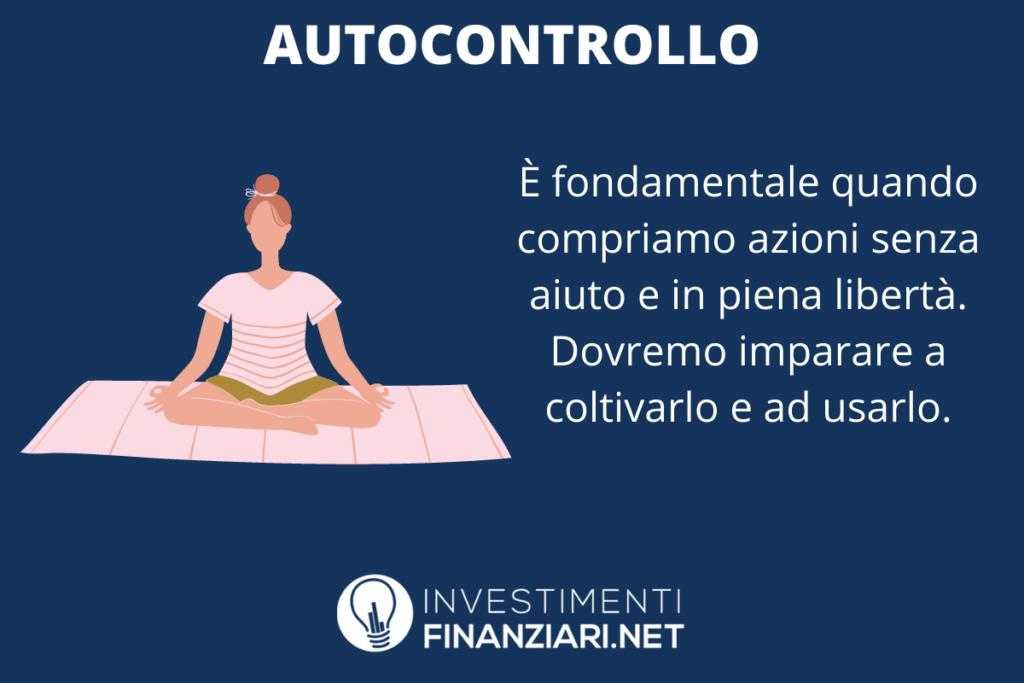 Autocontrollo azioni - a cura di InvestimentiFinanziari.net