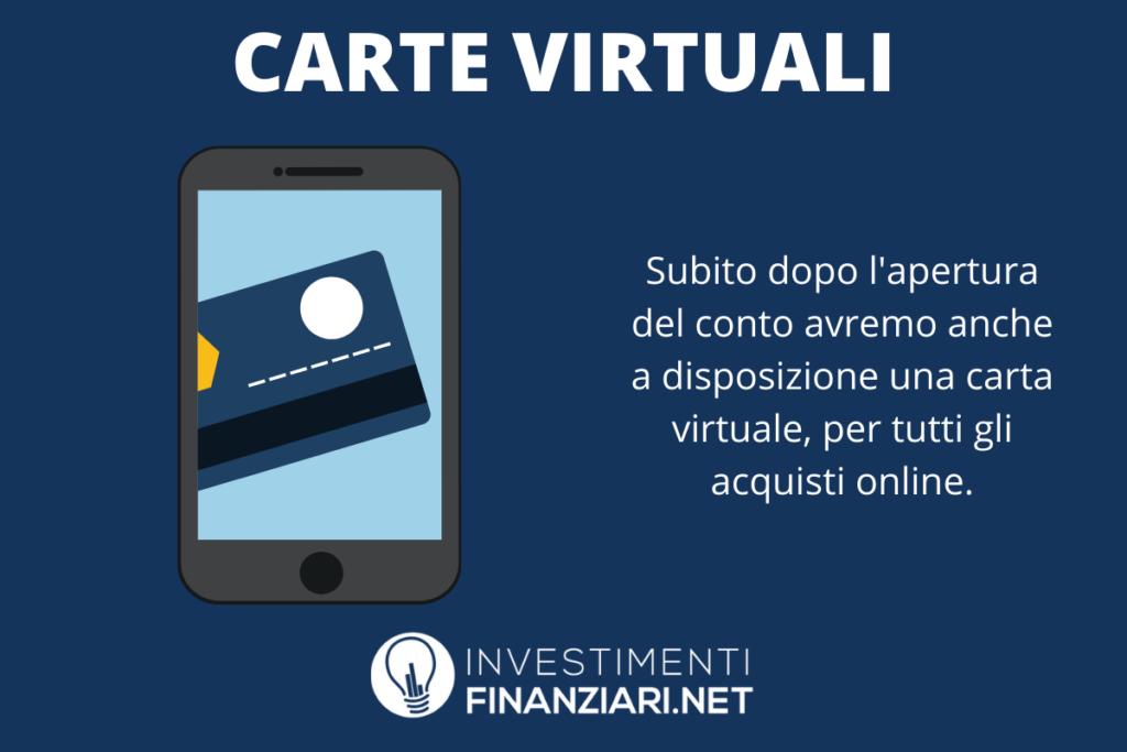 La carta virtuale di N26 - di InvestimentiFinanziari.net