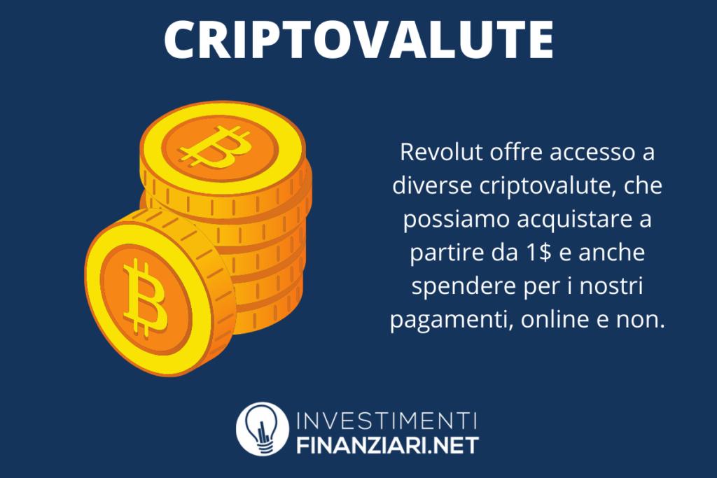 Criptovalute di Revolut - di InvestimentiFinanziari.net