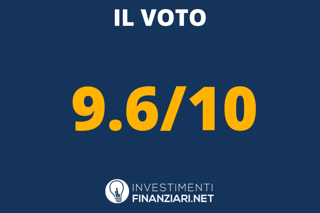 Voto N26 di InvestimentiFinanziari.net