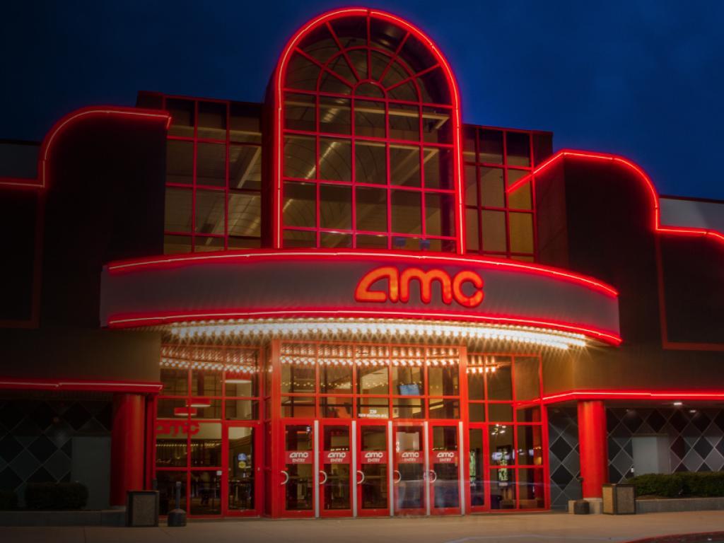 AMC theatres storici cinema a livello mondiale