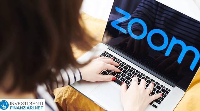 Azioni Zoom: guida al titolo con analisi tecnico-finanziaria a cura di InvestimentiFinanziari.net