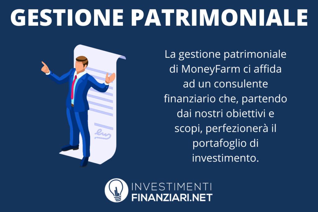 Gestione patrimoniale di MoneyFarm - a cura di InvestimentiFinanziari.net