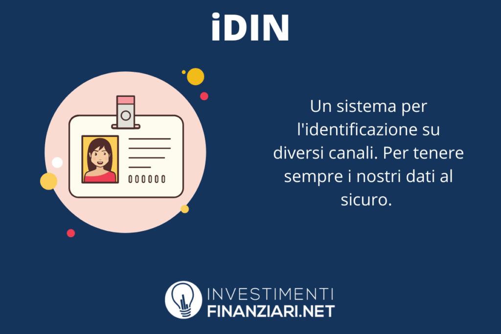 BUNQ - IDIN - ecco come funziona - infografica di InvestimentiFinanziari.net