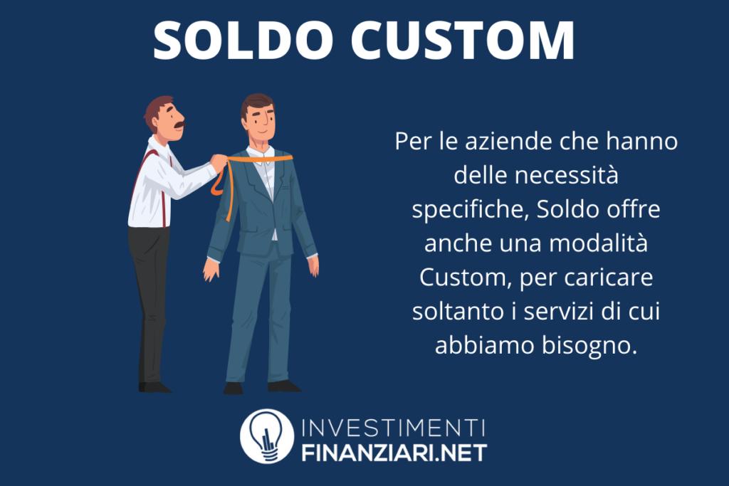 Soluzioni Personalizzate Soldo - di InvestimentiFinanziari.net