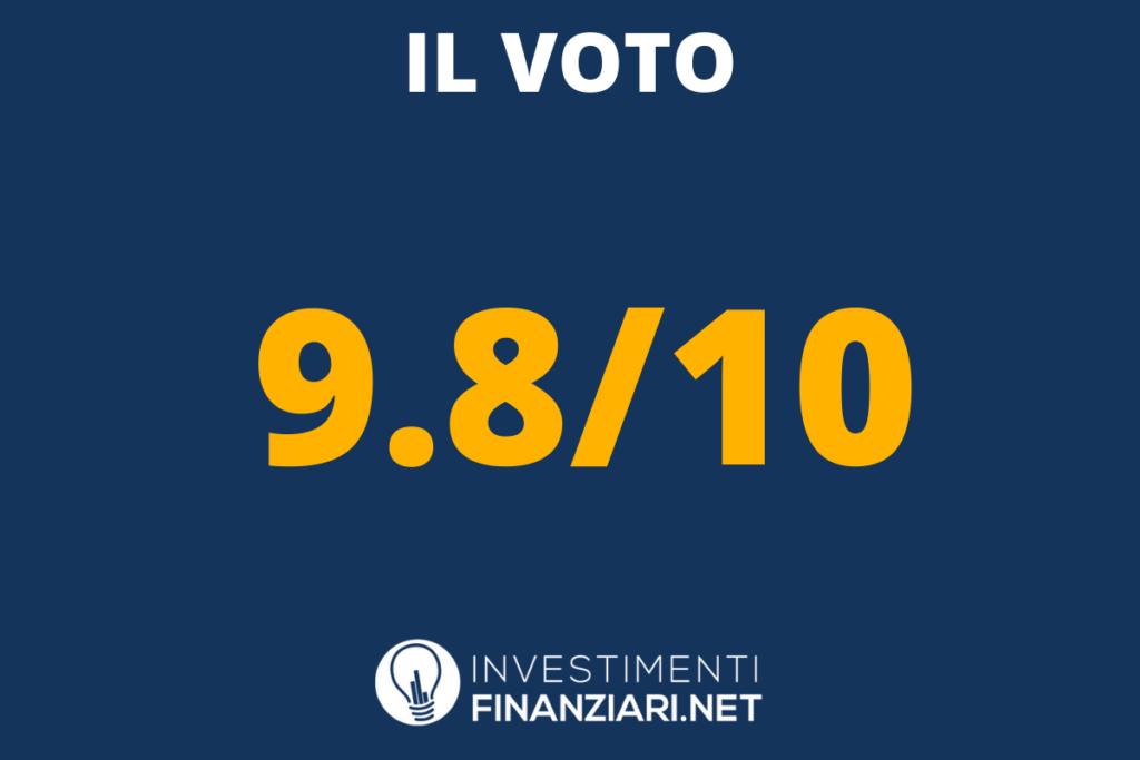 Soldo - voto redazione InvestimentiFinanziari.net