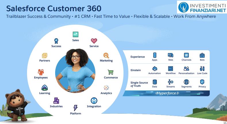 Salesforce modello business