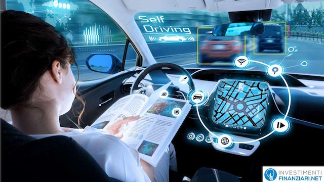 Azioni Auto Guida Autonoma: Guida completa ai migliori titoli 2021 a cura di InvestimentiFinanziari.net