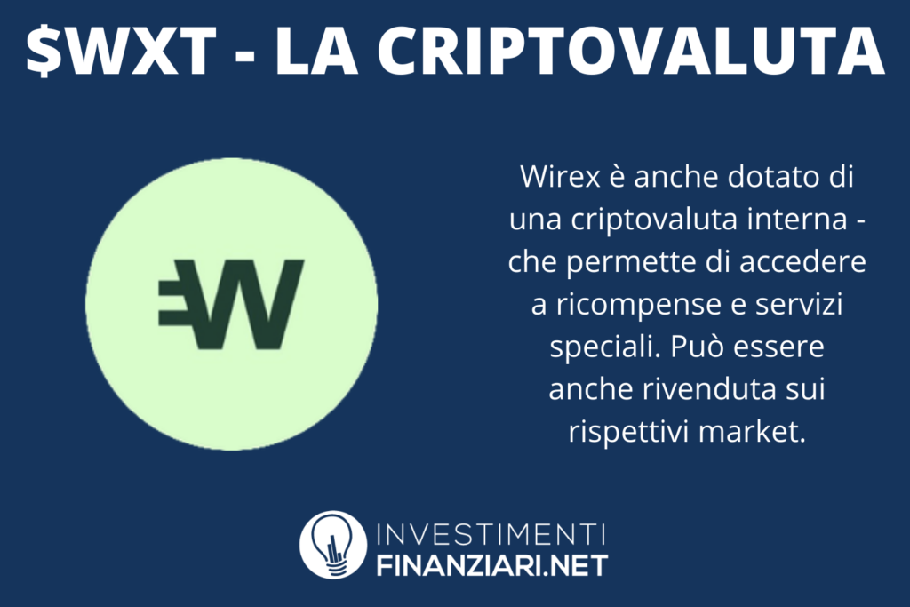 Criptovaluta WXT - di InvestimentiFinanziari.net